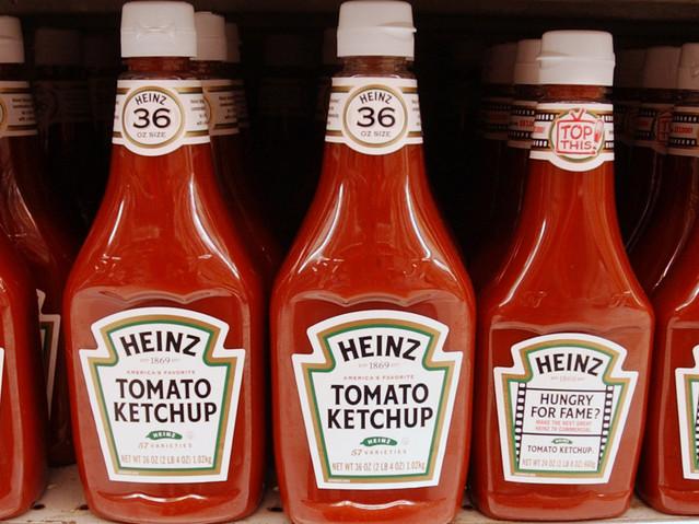 Красный король кетчуп «Heinz». История успеха бренда «Heinz».