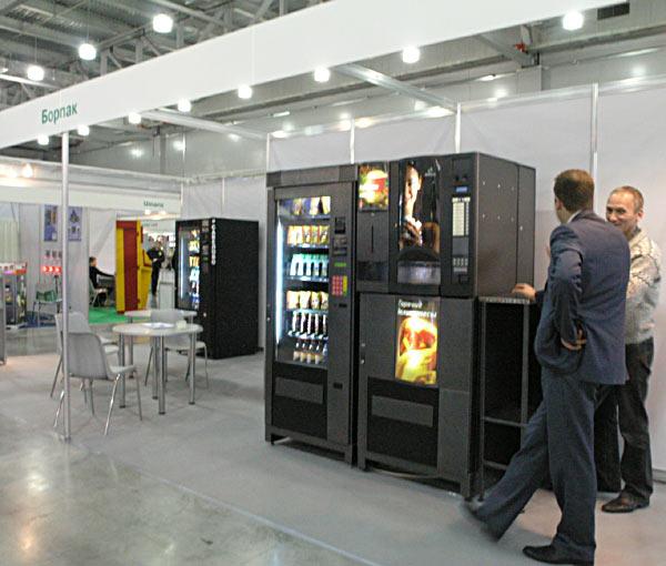 Вендинговый бизнес и вендинговые автоматы.