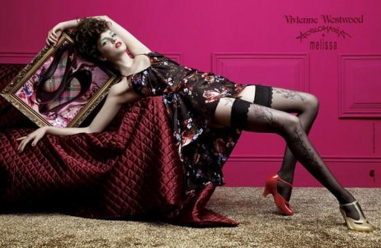Обувь от Melissa - пластик, превращенный в модный бренд.