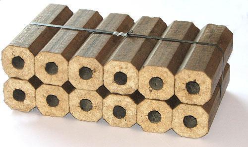 Свой бизнес - производство топливных брикетов из опилок