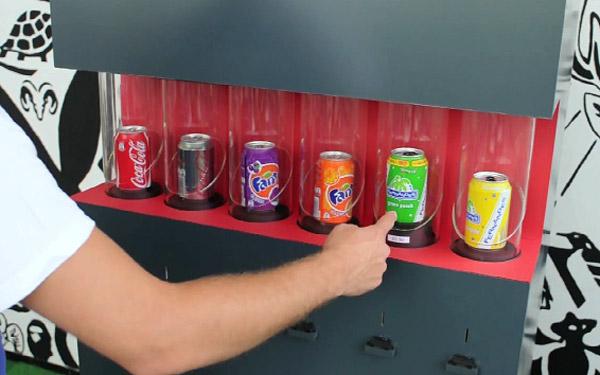 Необычные новые вендинговые автоматы