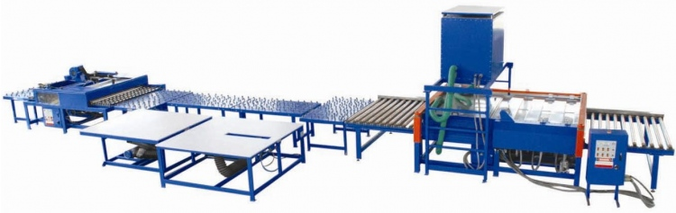 Оборудование для производства стеклопакетов