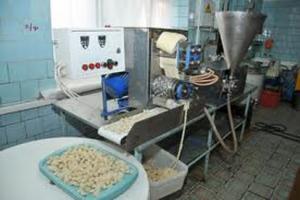 Оборудование для производства пельменей