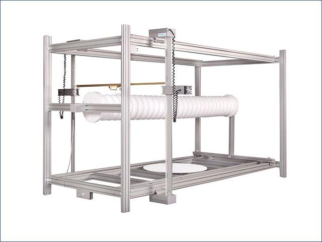 Оборудование для резки пенопласта