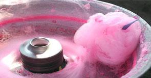 оборудование для приготовления сладкой ваты