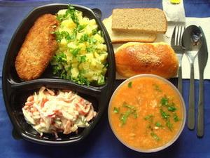домашние обеды в офис