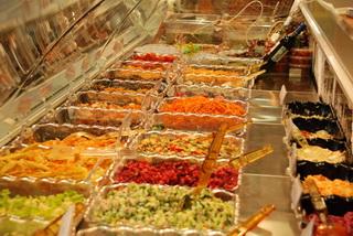Производство и продажа готовых салатов