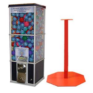 Бахиломат: автомат для продажи бахил