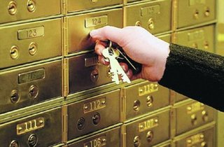 Служба безопасности в банке