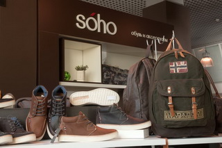 Soho обувь