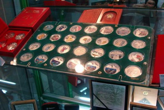 монеты Сбербанка