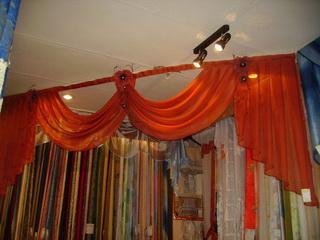 магазин по продаже и пошиву штор