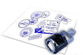 бизнес идеи - изготовление печатей и штампов