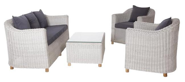 купить мебель из искусственного ротанга