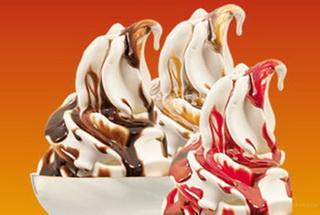 продажа мягкого мороженного