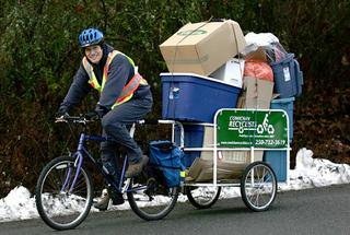 пример прицеп для велосипеда