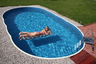 пример удачного дачного бассейна