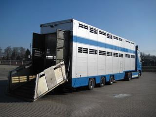 купить транспорт для транспортировки сельскохозяйственных животных