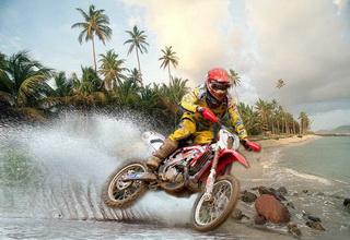 мототур Камбоджа