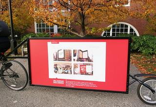 пример велосипедного билборда