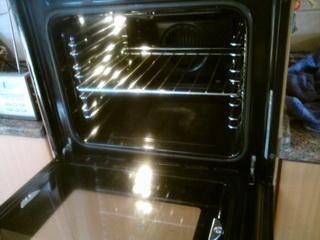 чистка кухонных плит