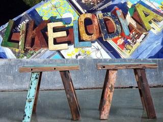 мебель из лодок - like lodka