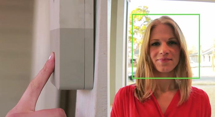 как работает умный дверной замок