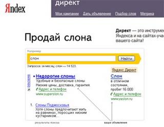 копирайтинг в яндекс директ