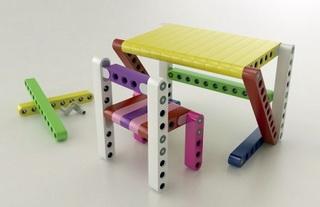 купить детскую мебель-конструктор