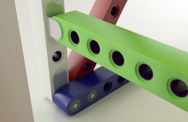 детская мебель-конструктор - как работают крепления