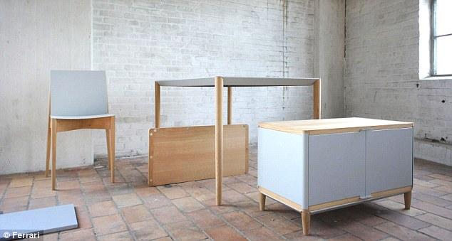 бизнес идеи - производство мебели на магнитах