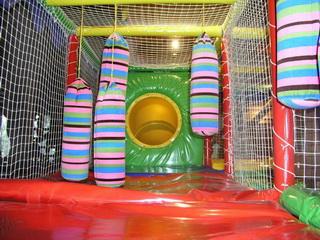 установка детских игровых площадок
