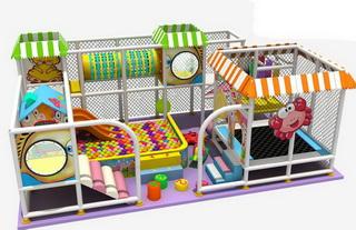 установка детских игровых комнат