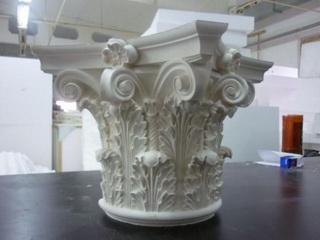 производство 3D декора из пенопласта
