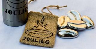 новая бизнес идея - Термокамушки для кофе и виски