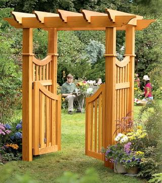 дизайнерская садовая мебель
