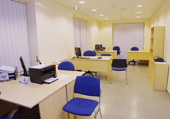 Офис нотариальной конторы