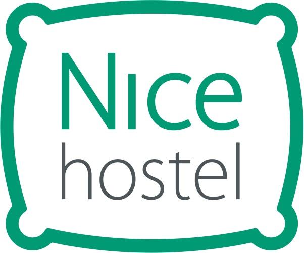 Логотип хостела Nice
