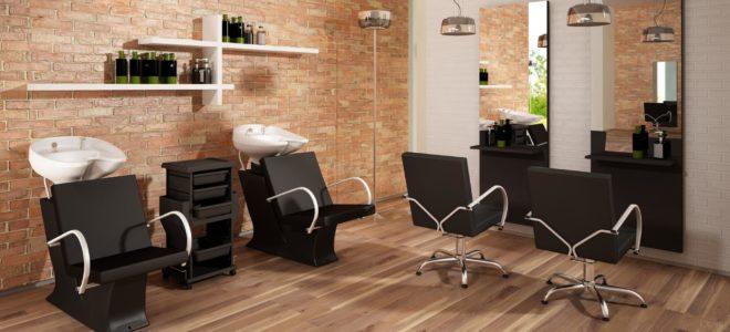 парикмахерская дизайн