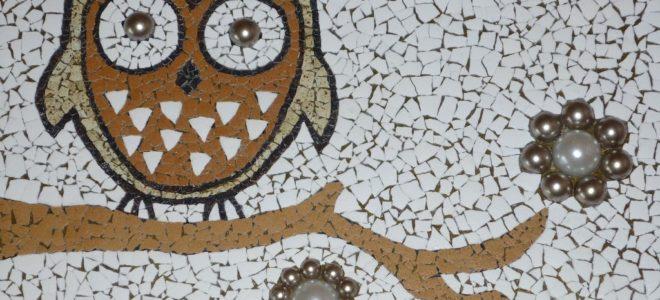 Hand-made бизнес: Мозаика из яичной скорлупы