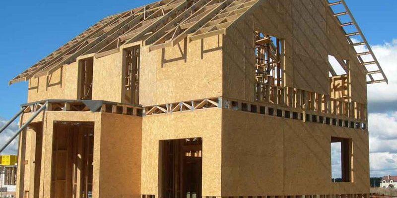 Бизнес идея: строительство каркасных домов
