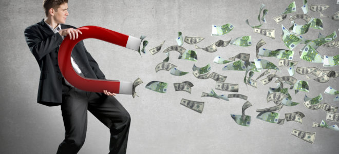 Где в России можно заработать много денег?