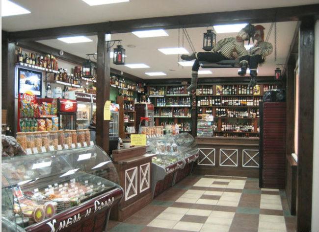 Магазин разливного пива Хмель и Солод