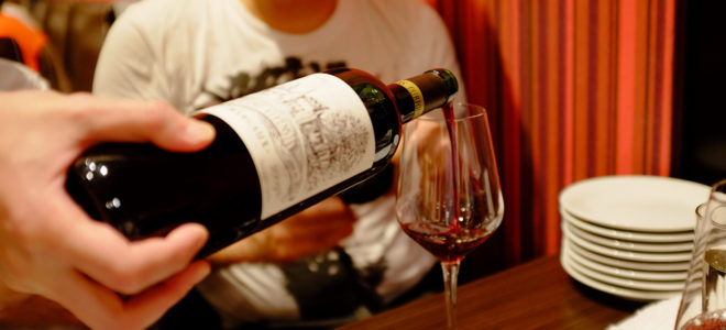 Оригинальный винный бизнес