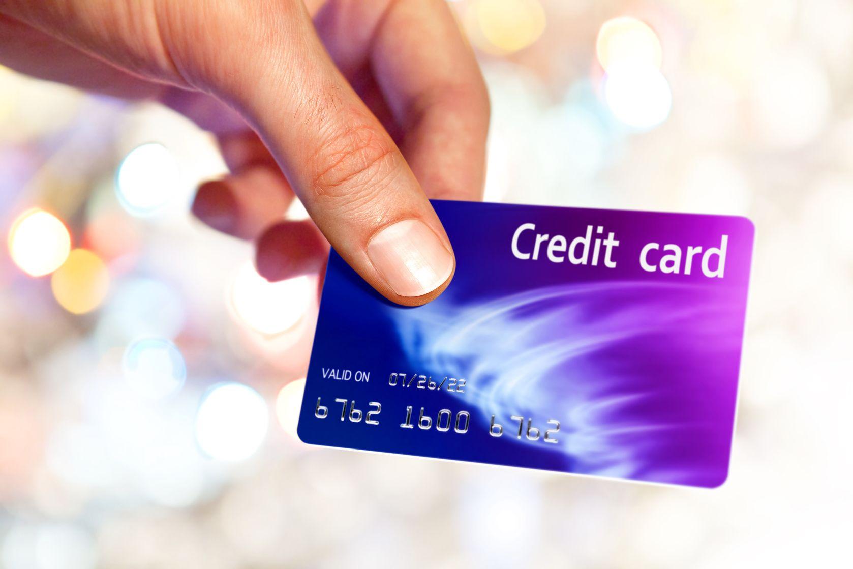 что значит кредитная карта 2016