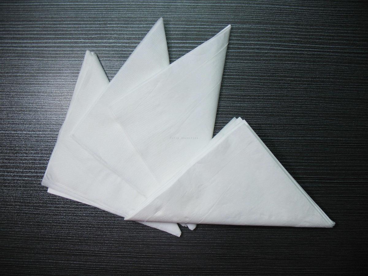 пошаговая инструкция для салфеток