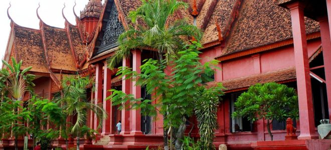 Недвижимость в Камбодже