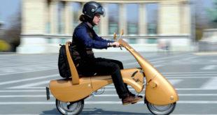 Электрический скутер MOVEO
