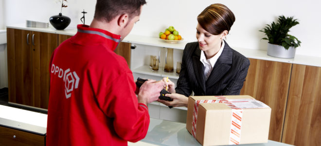 Служба доставки как бизнес