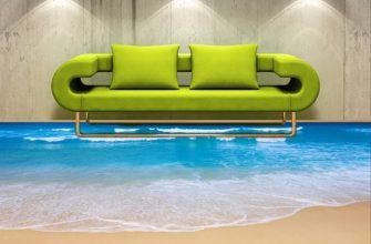 Актуальные идеи в бизнесе: наливные полы